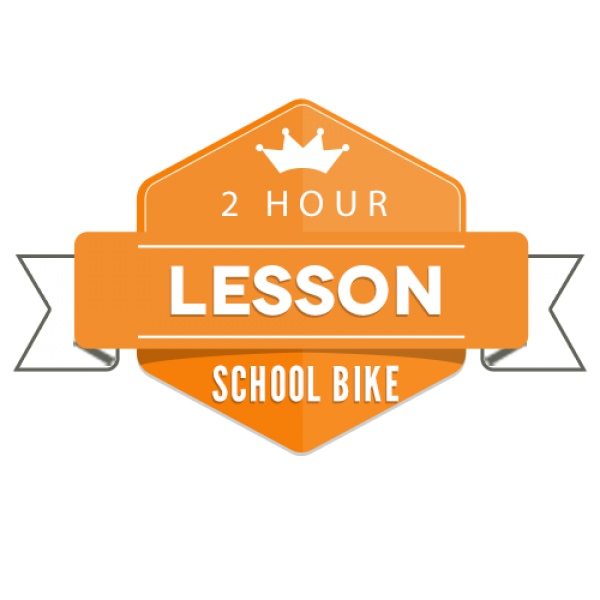 Lesson 2-Hour School Bike